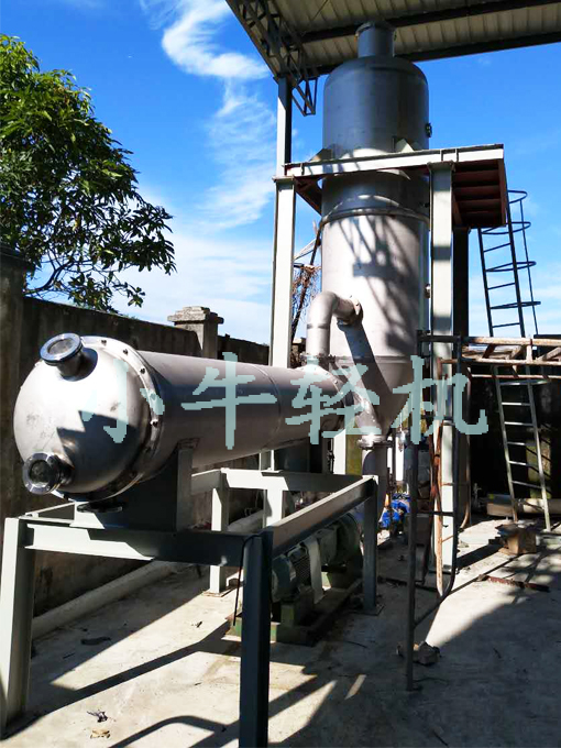danxiao强制循环蒸fa器