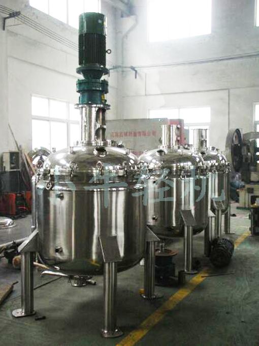 不锈钢反应釜 反应罐