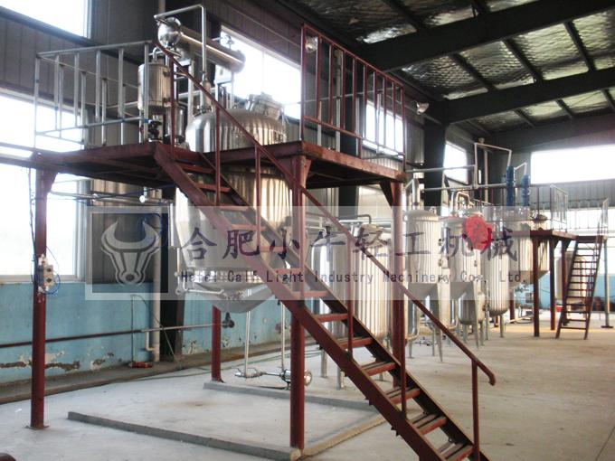 盐城植物提取浓缩醇沉生产线
